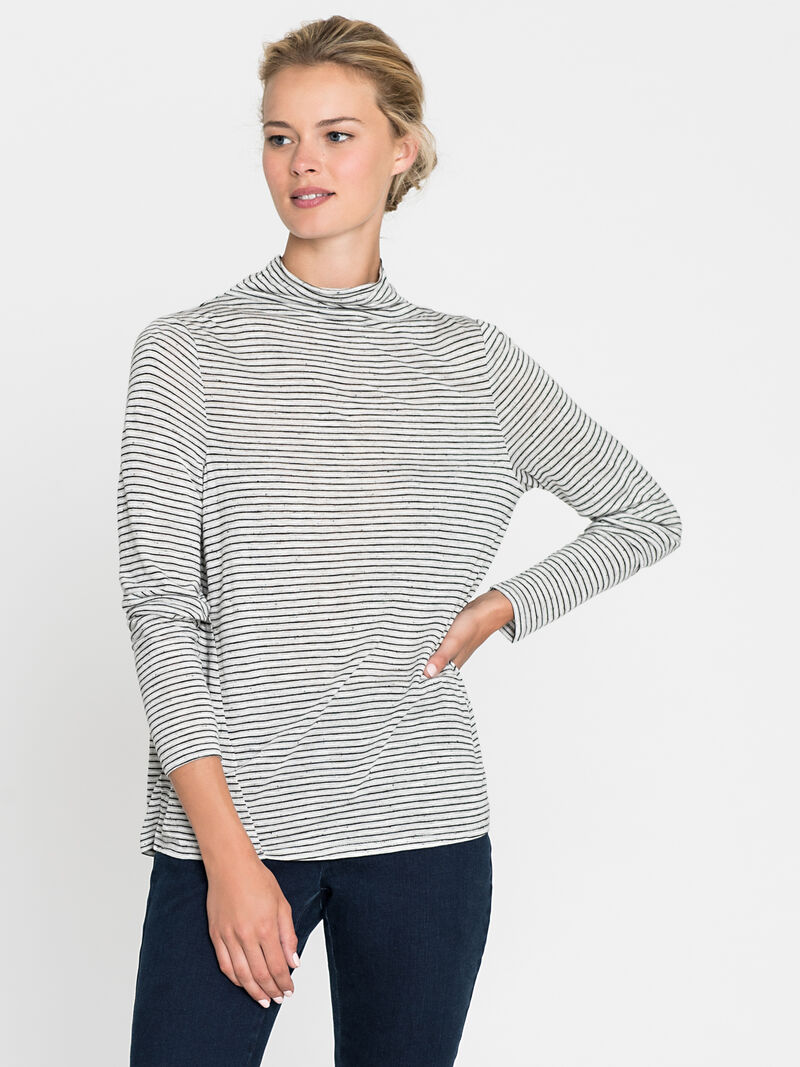 Lunar Stripe Top