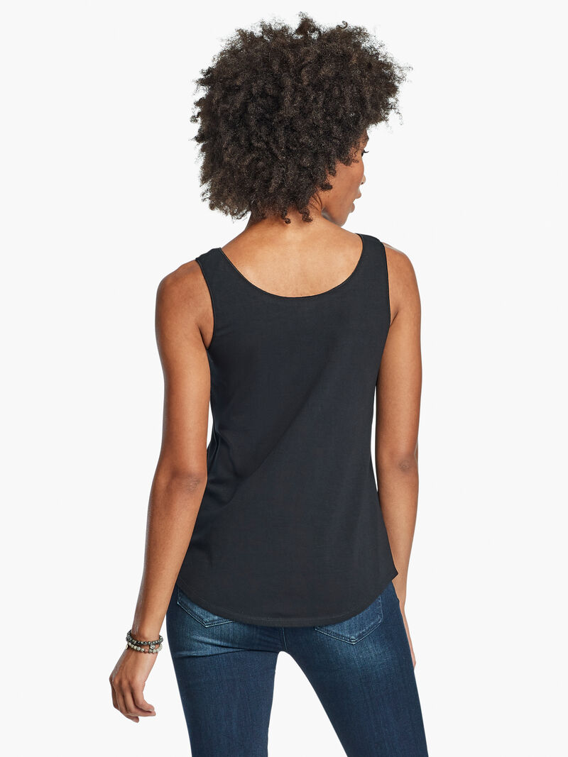 Shirt Tail Perfect Tank image number 3