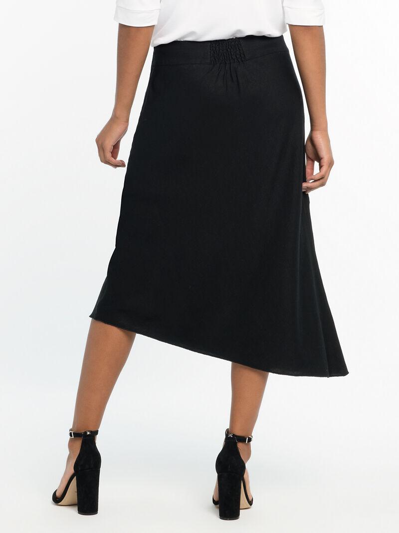 In Season Linen Skirt image number 3