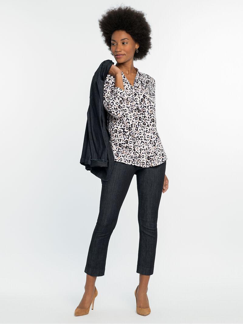 Femme Cheetah Shirt image number 3
