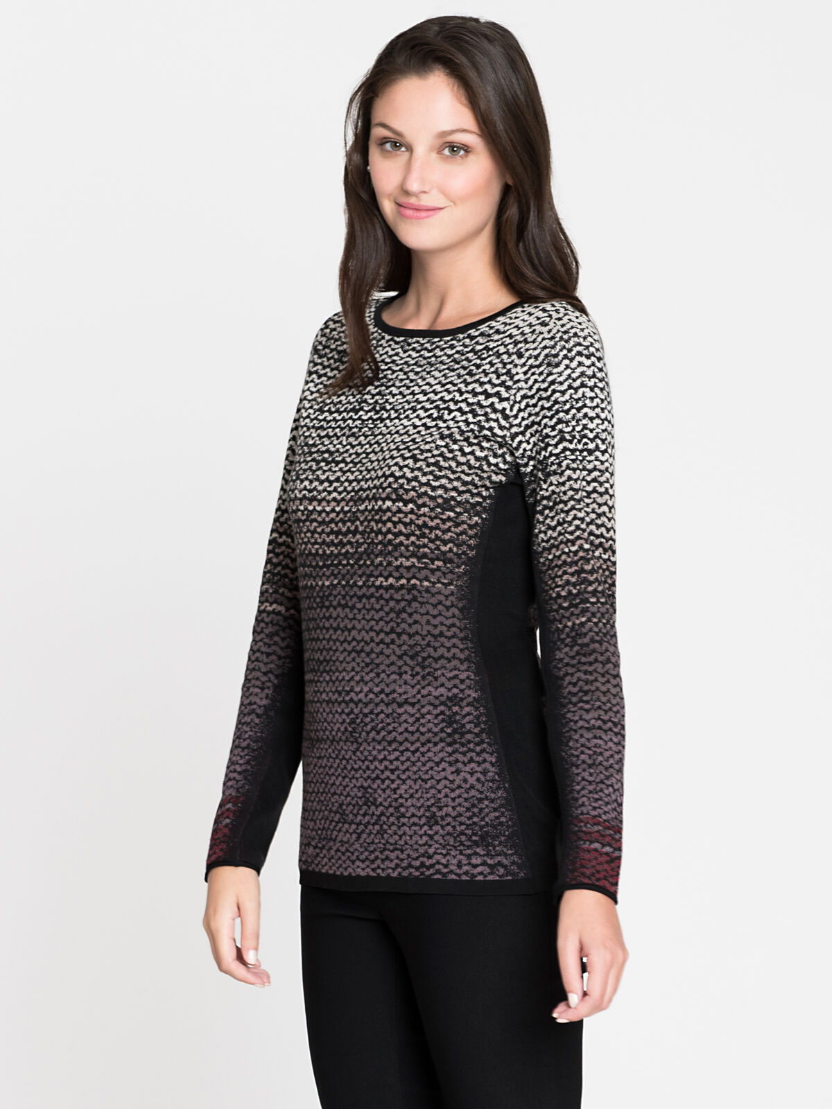 Pattern Stitch Top