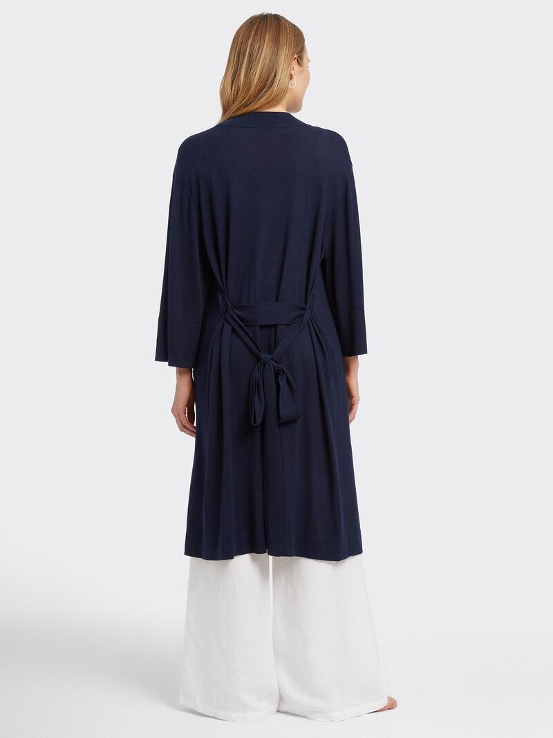 Naadam Cashmere Blend Robe image number 2