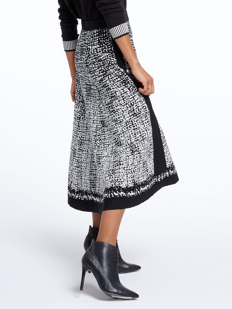 Marvel Jacquard Skirt image number 2
