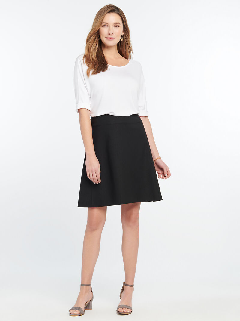 Wonderstretch A-Line Skirt