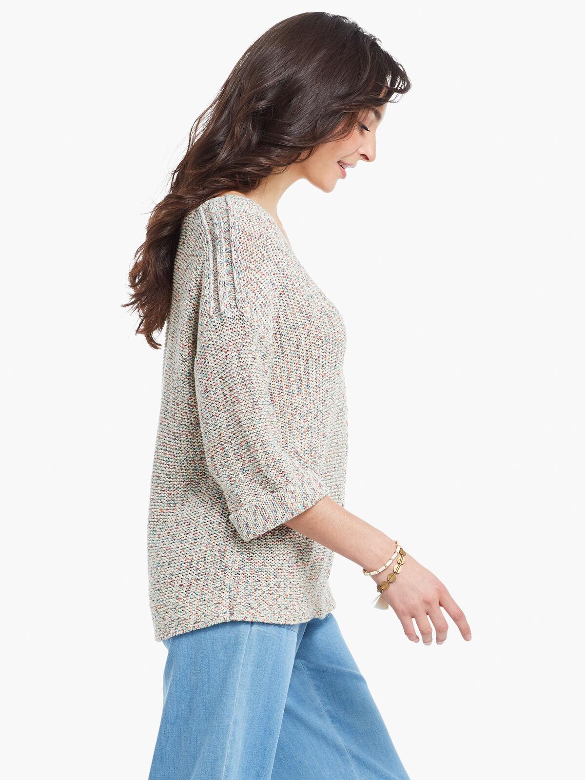 Rainbow Mix Sweater