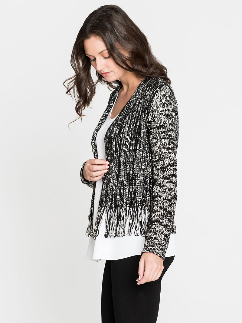 Fringe Worthy Jacket