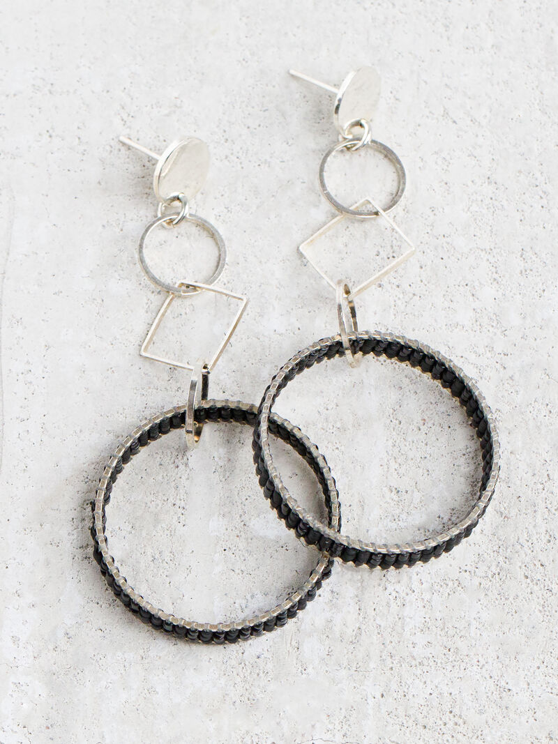 Circle Earring image number 0