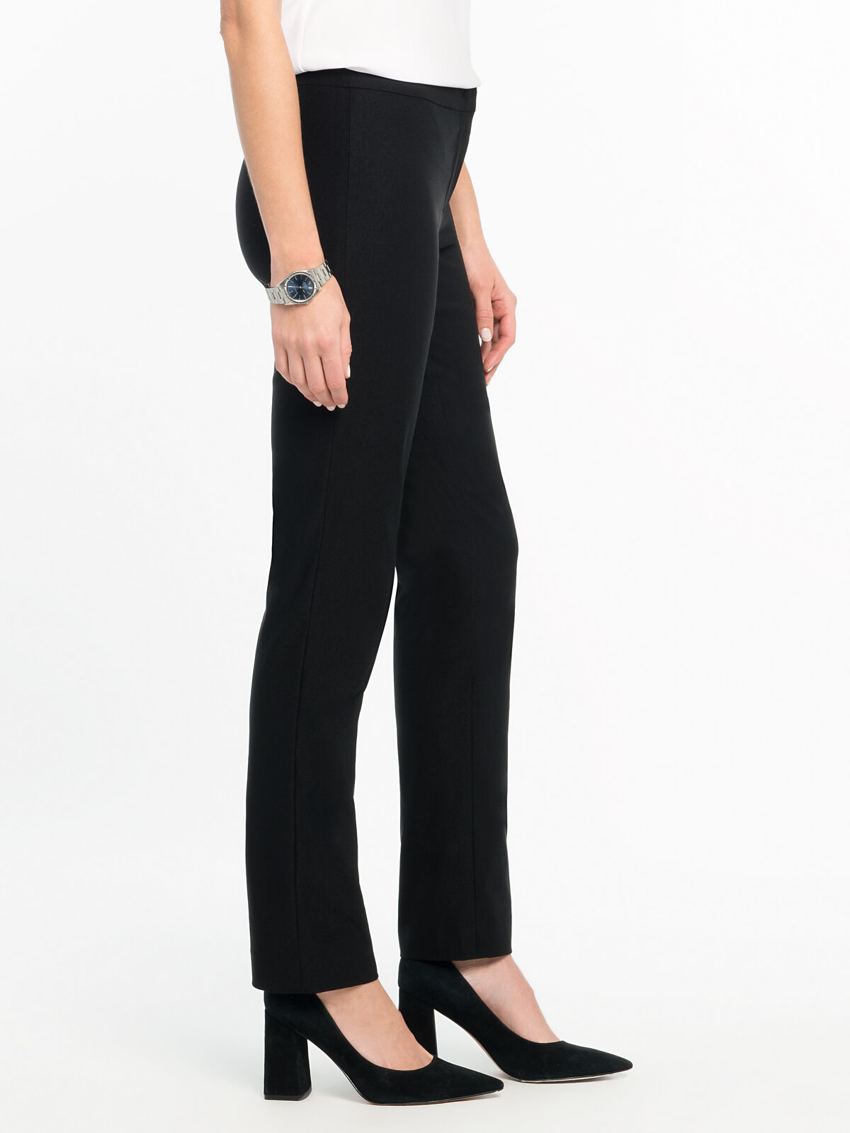 Fly Front Wonderstretch Pant