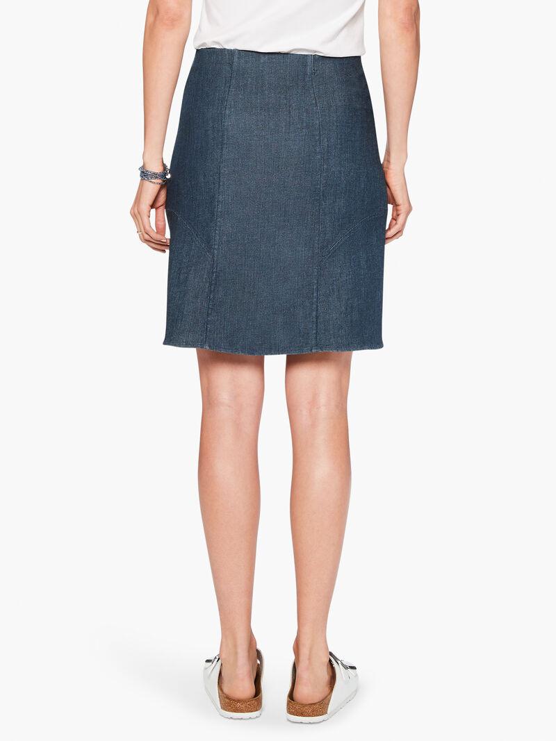 Seams To Be Denim Skirt image number 3