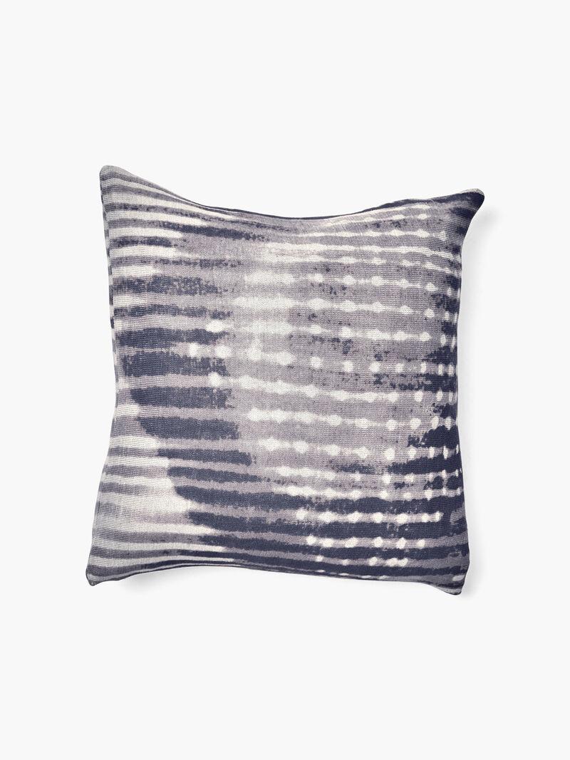 Shibori Blues Pillow