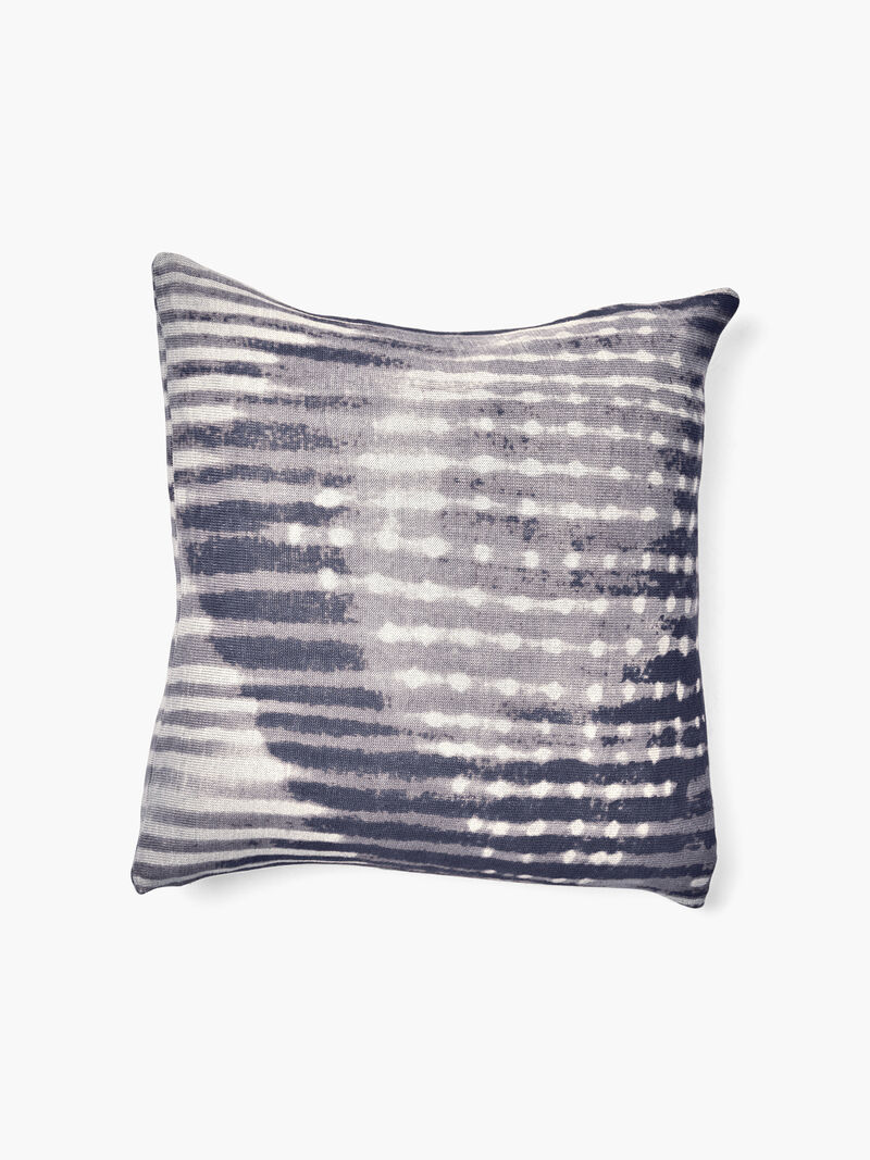 Shibori Blues Pillow image number 0