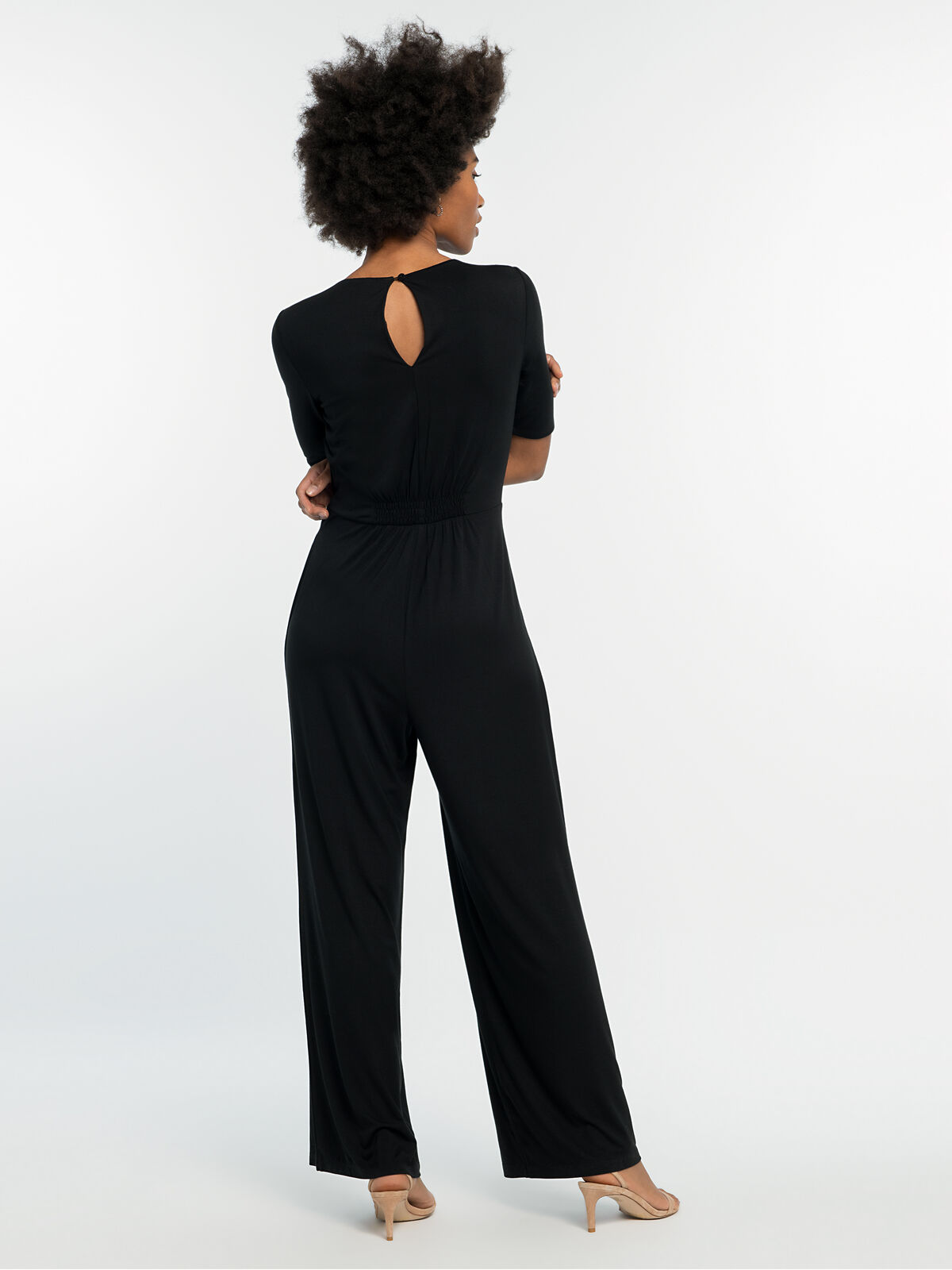 Eaze Twist Jumpsuit