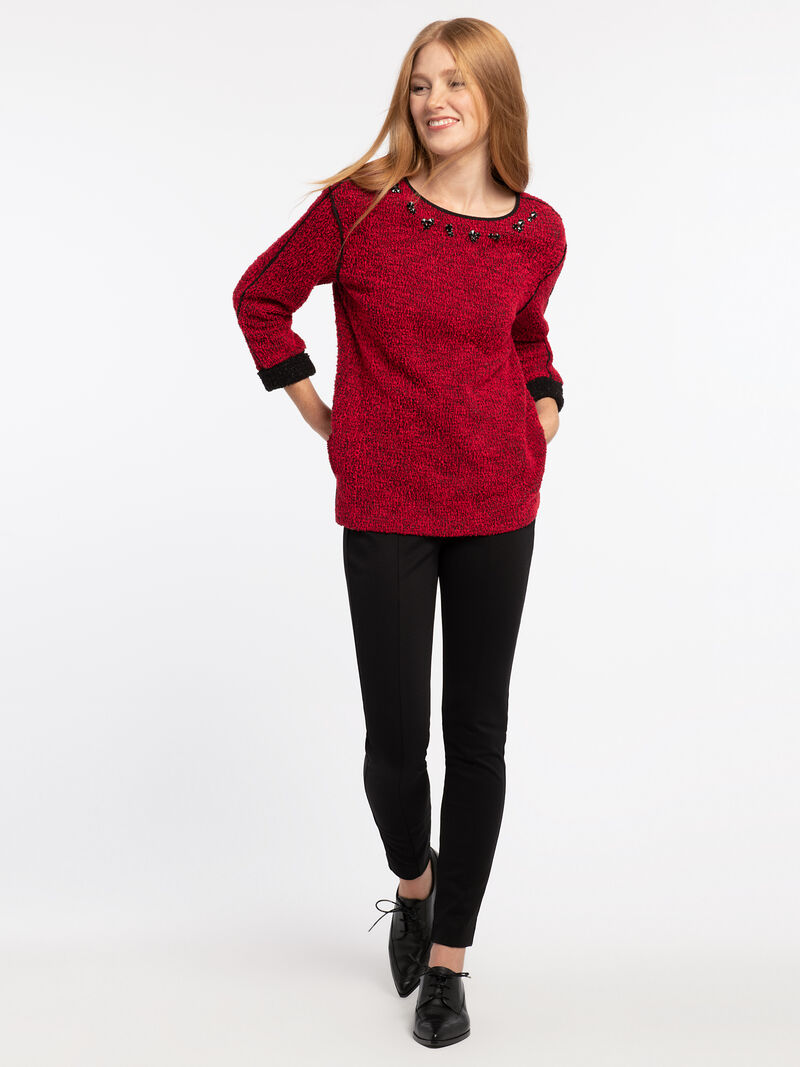 Jewel Dusted Sweater image number 3