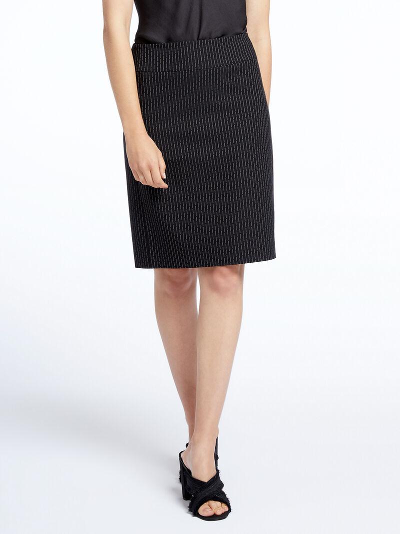 Broken Stripe Wonderstretech Skirt image number 1
