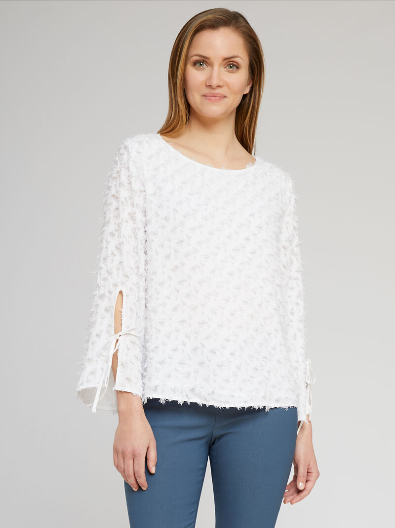 Clip It Up Blouse image number 0