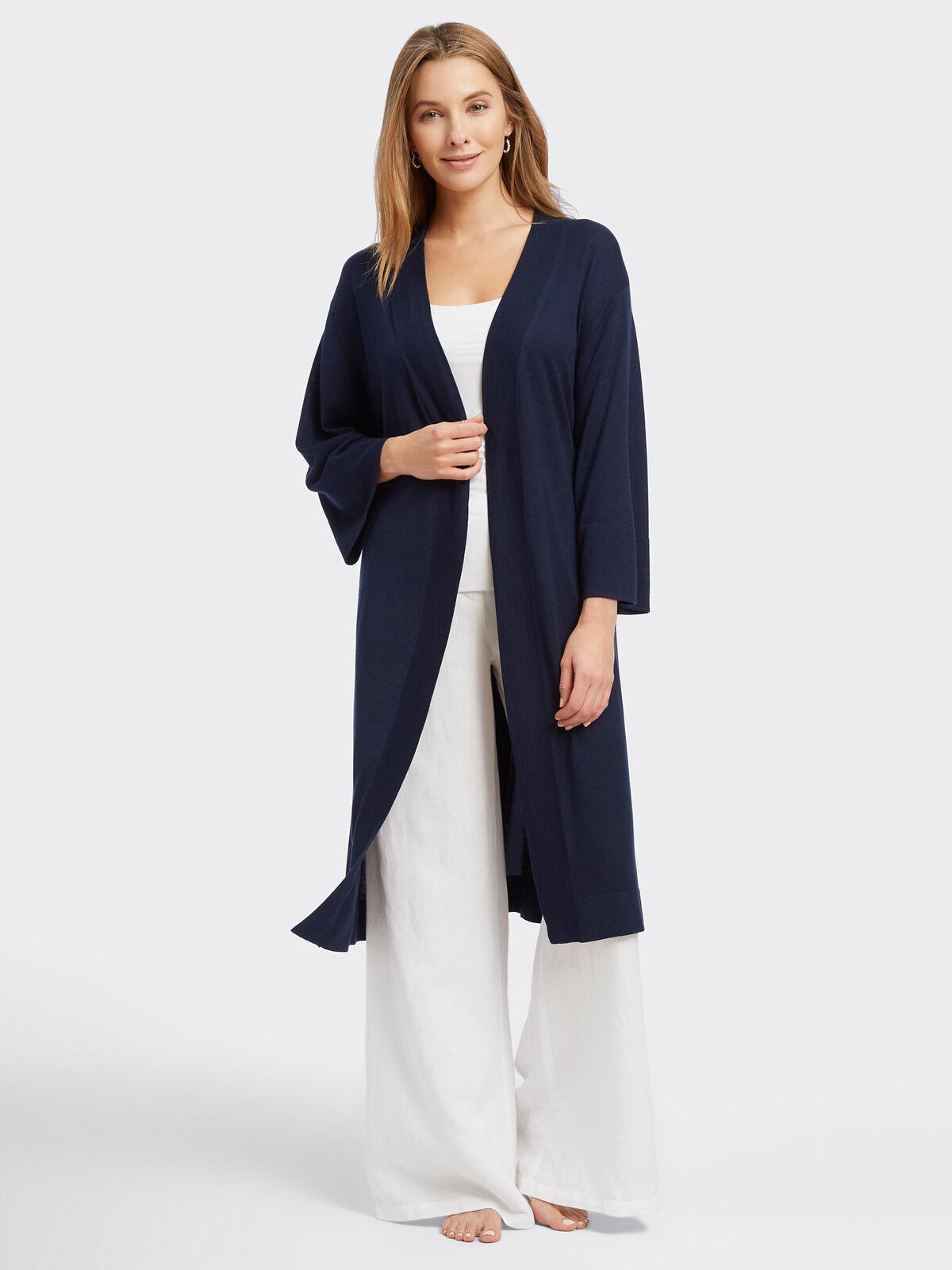 Naadam Cashmere Blend Robe