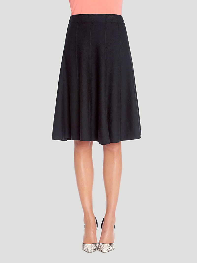 Paneled Twirl Skirt image number 0