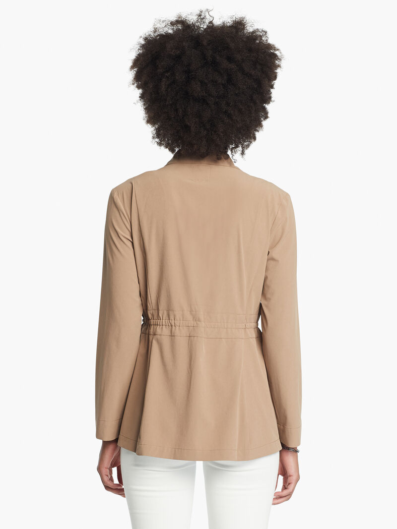Tech Stretch Snap Front Jacket image number 2