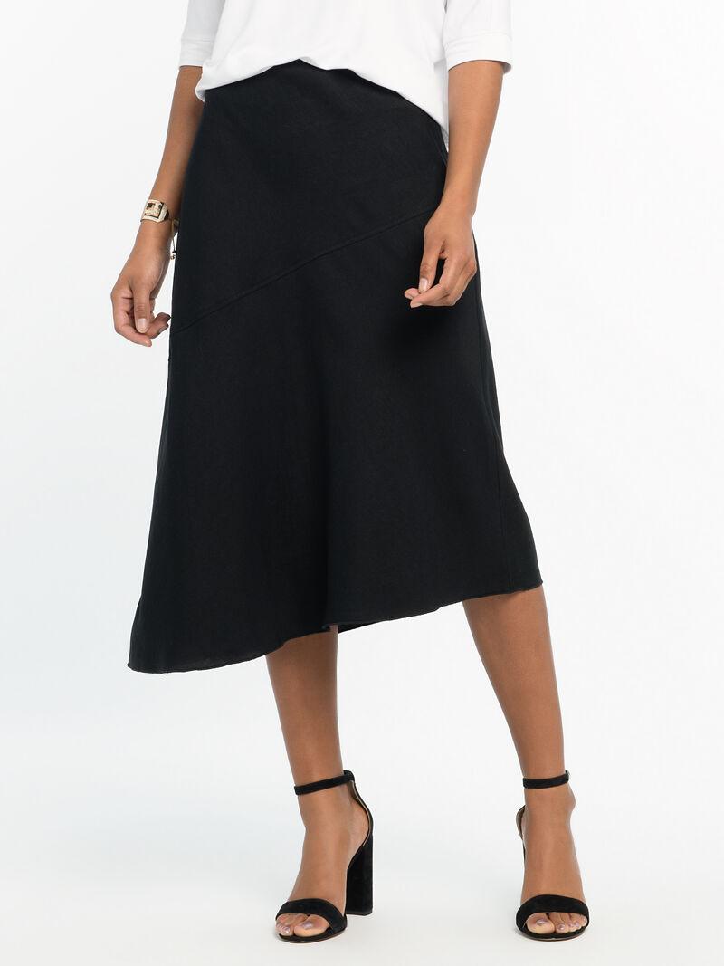 In Season Linen Skirt image number 1