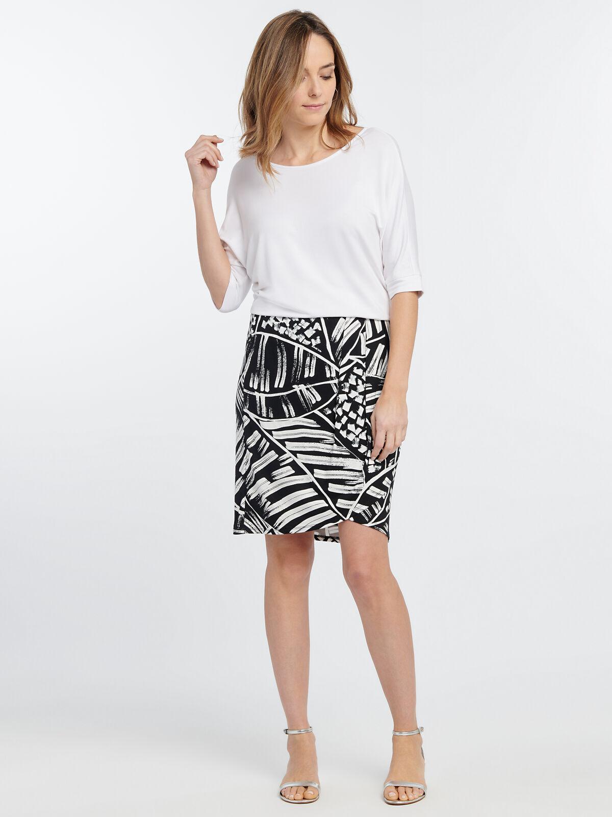 Moonlit Palm Skirt