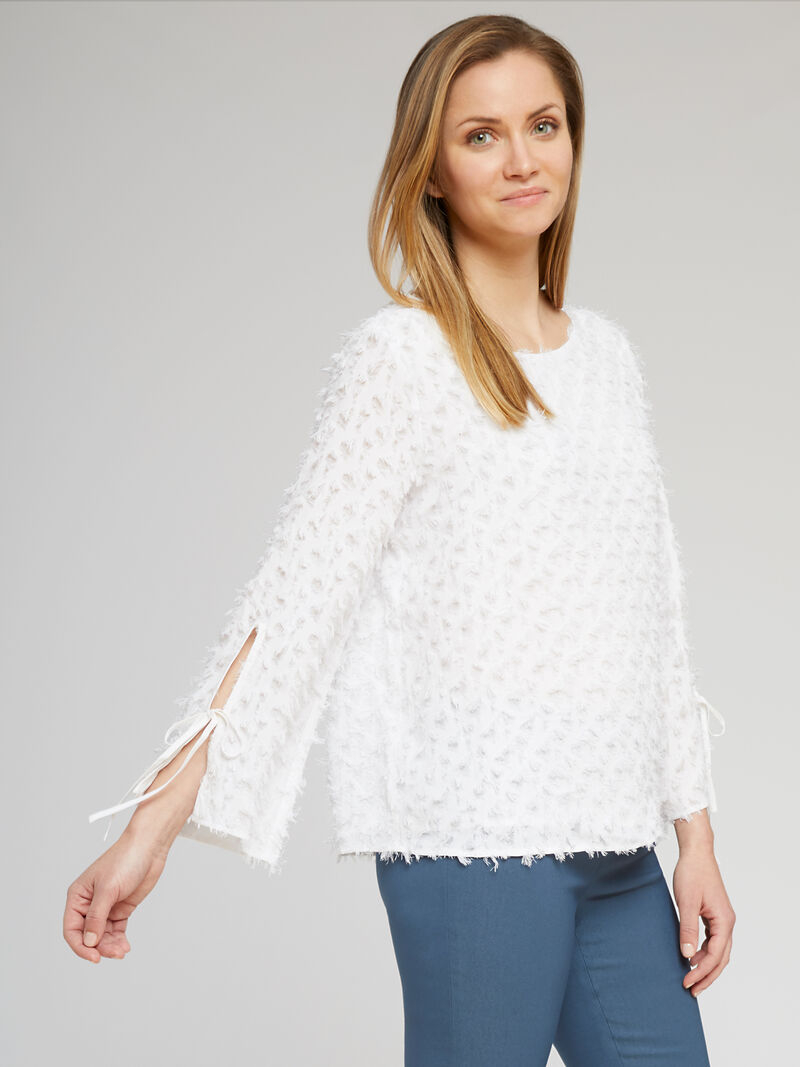 Clip It Up Blouse image number 1