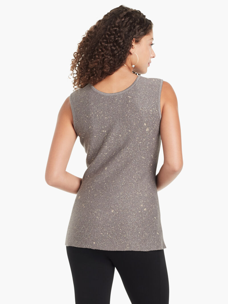 Glisten To Me Sweater Tank image number 2
