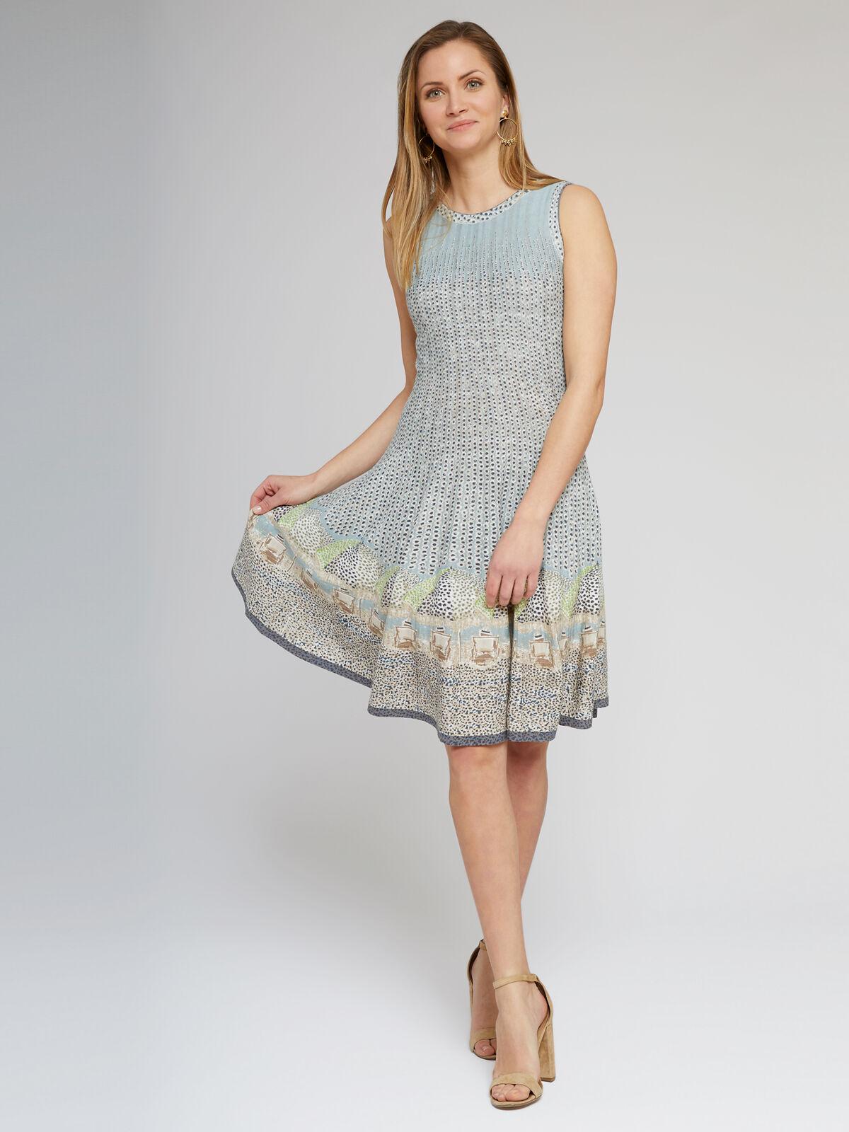 Sunny Days Twirl Dress