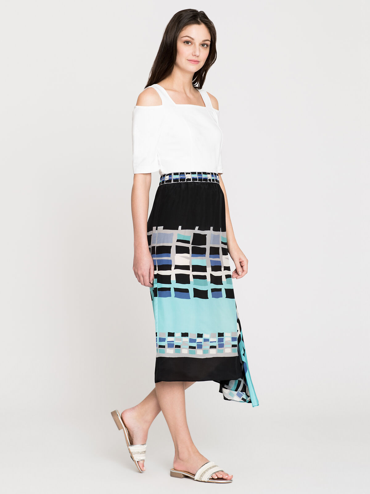 From Above Skirt
