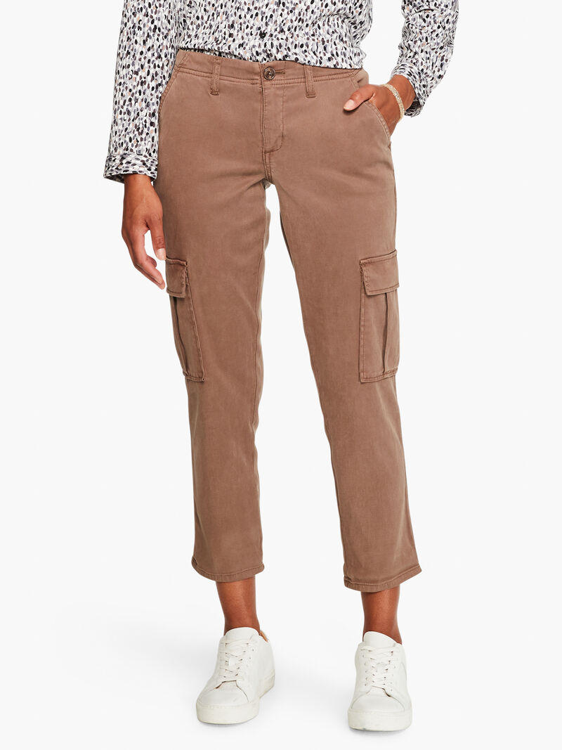 Liverpool - Cargo Pant With Cuff