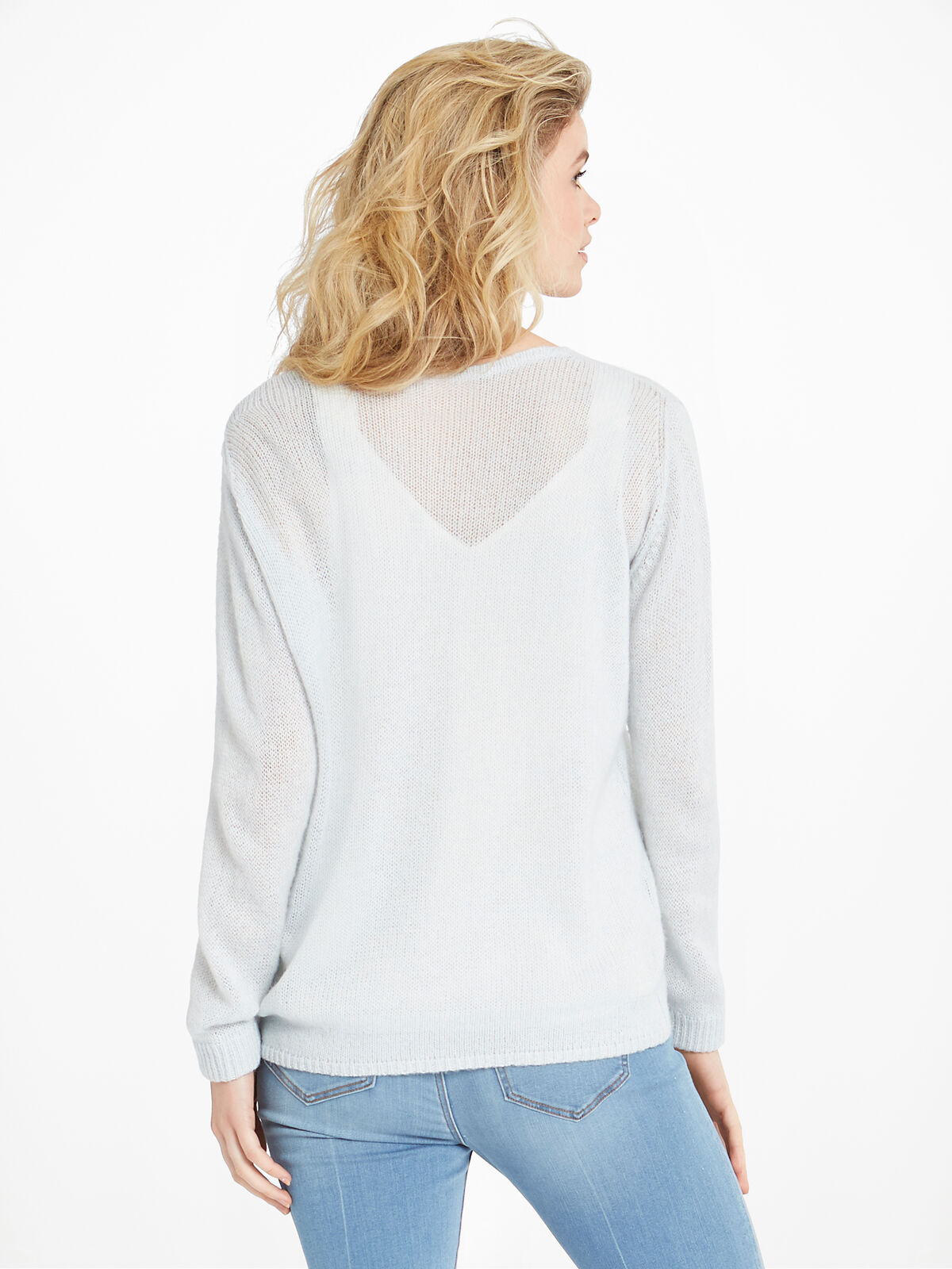 Keep It Light Sweater