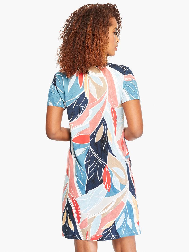 Breezy Leaves Dress image number 2