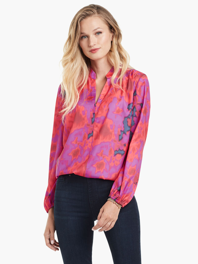 Arctic Glow Blouse image number 0