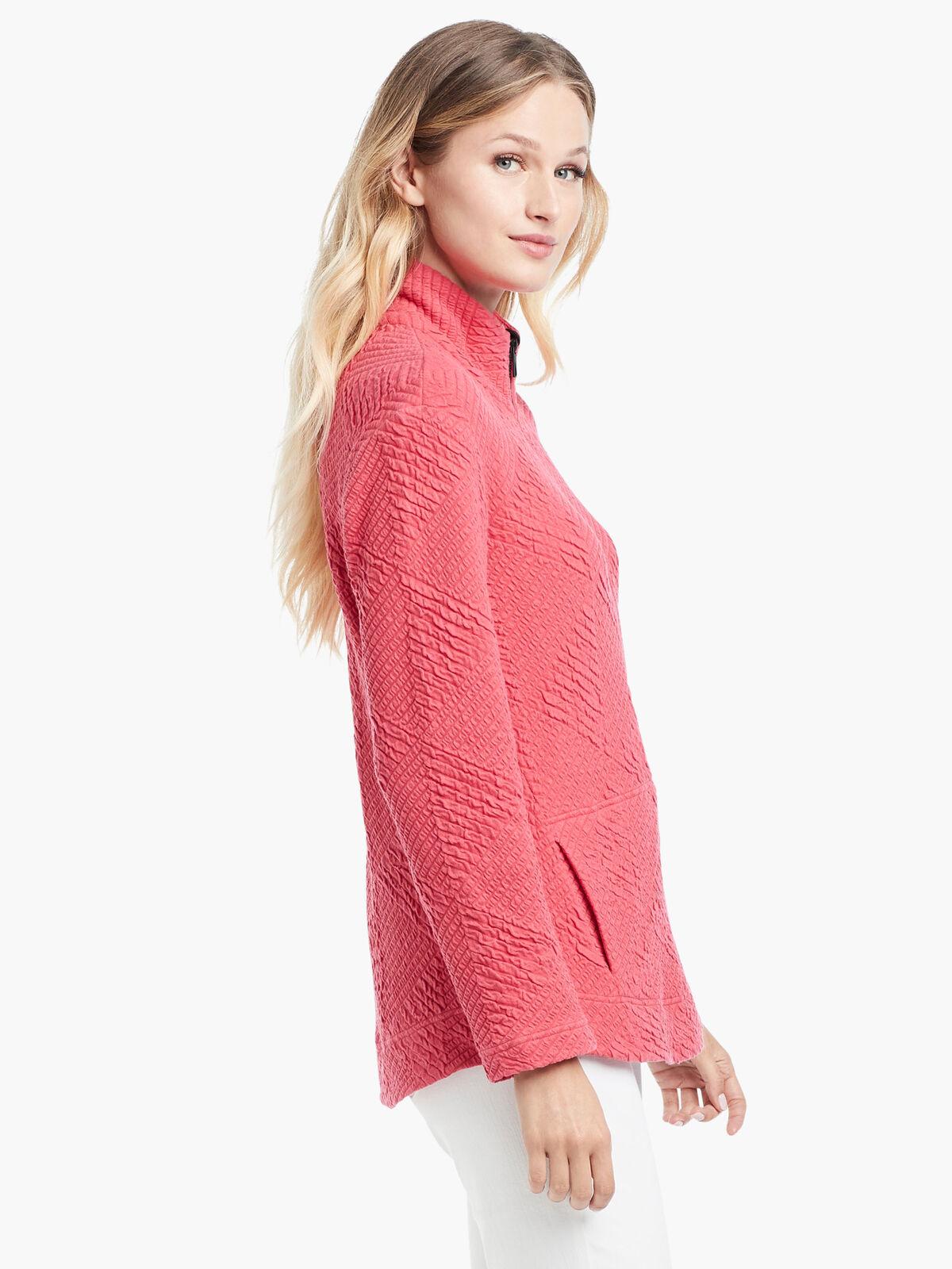 Zip It Up Sweater