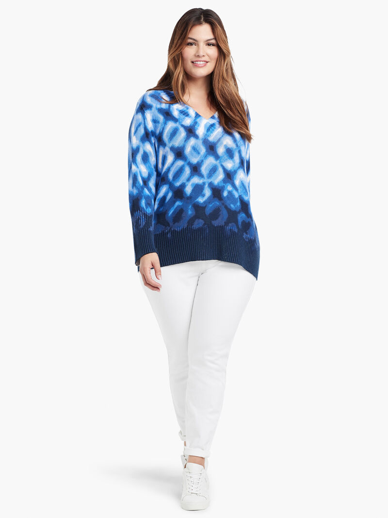 Shibori Sweater image number 3