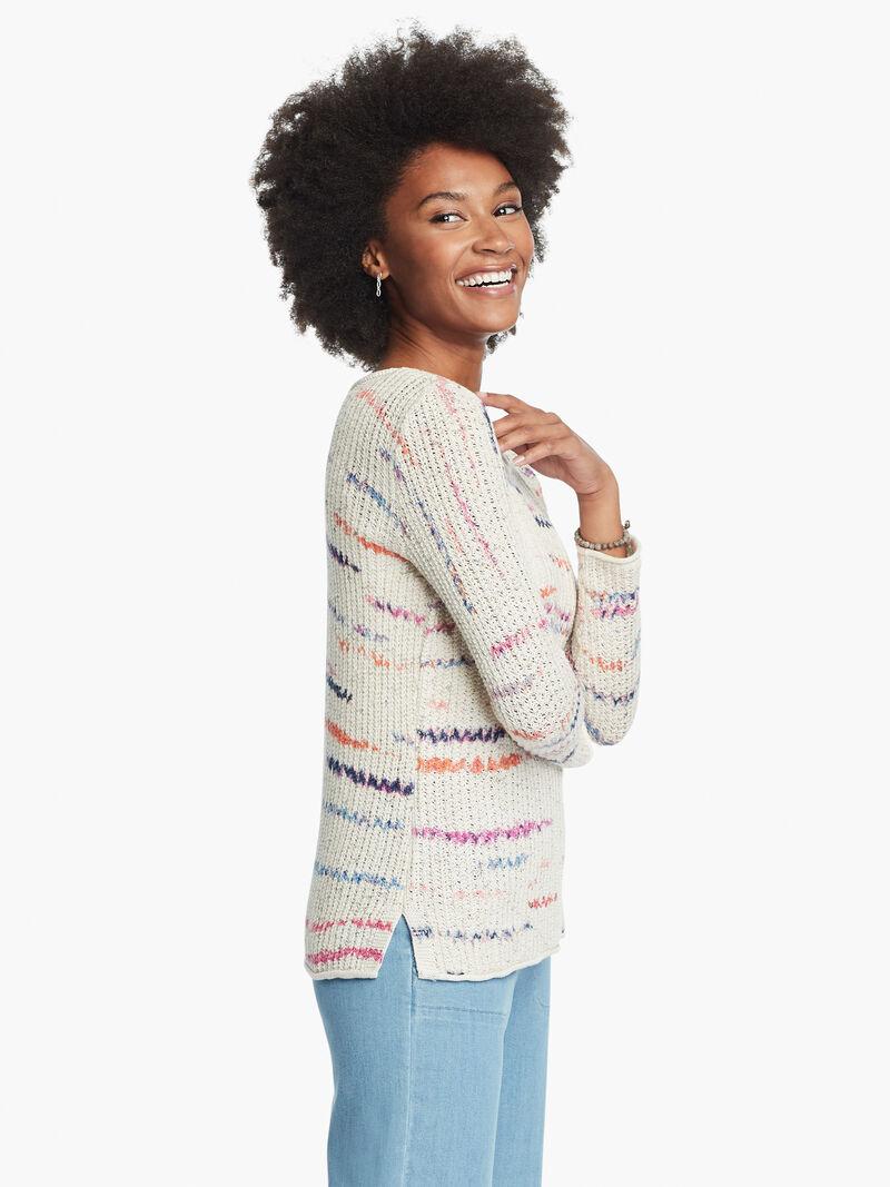Sunset Stripe Sweater image number 2