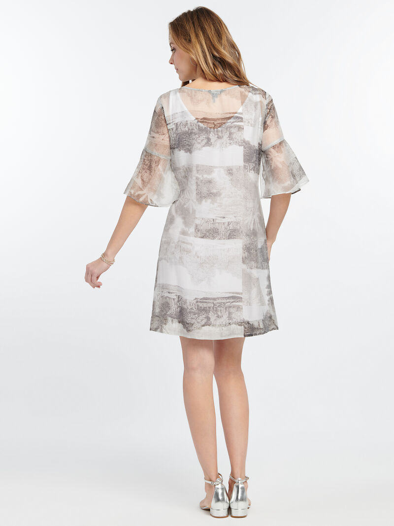 Toile Memory Dress image number 2