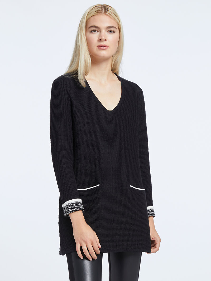 Don'T Think Twice Tunic Sweater