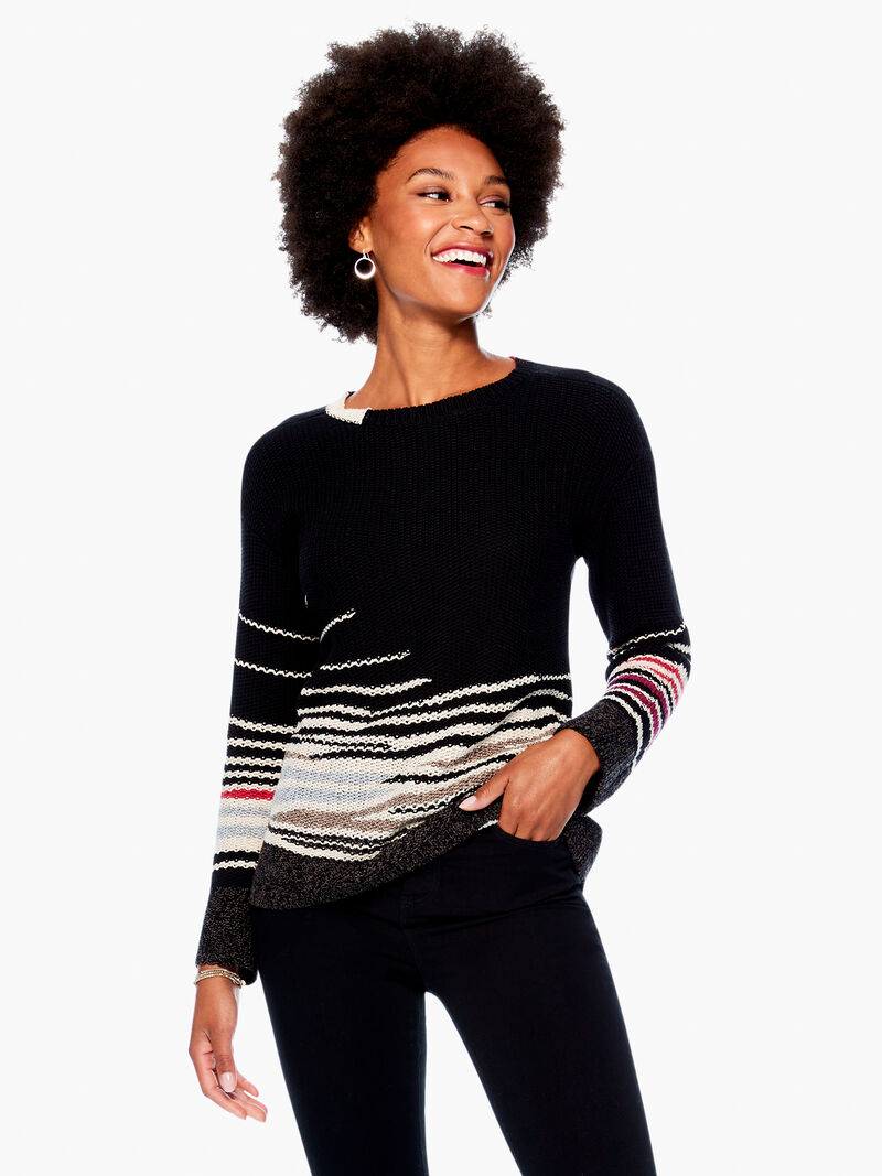 Stratosphere Sweater