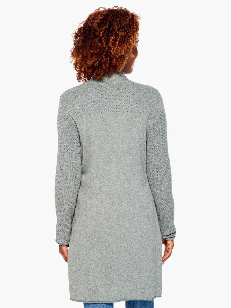 Textured Vital Cardigan image number 2