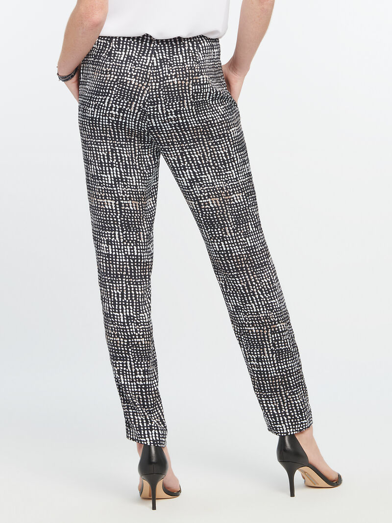 Dotted Lines Pant image number 2