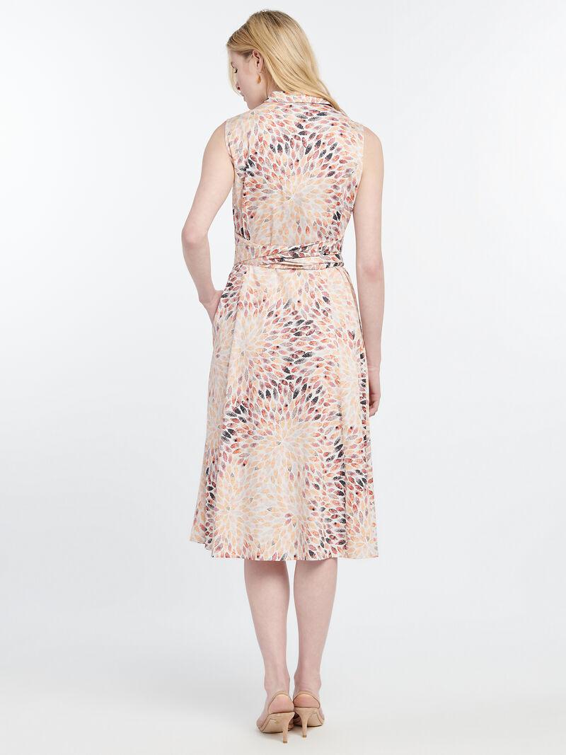 MORNING BURST SHIRT DRESS image number 2