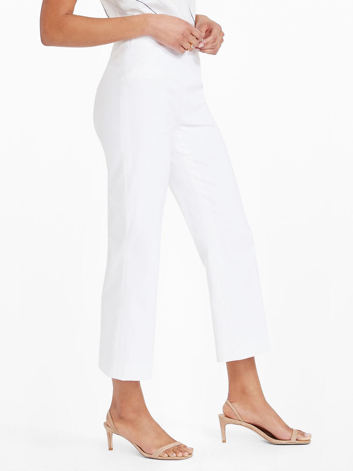 Everyday Crop Polished Wonderstretch Pant