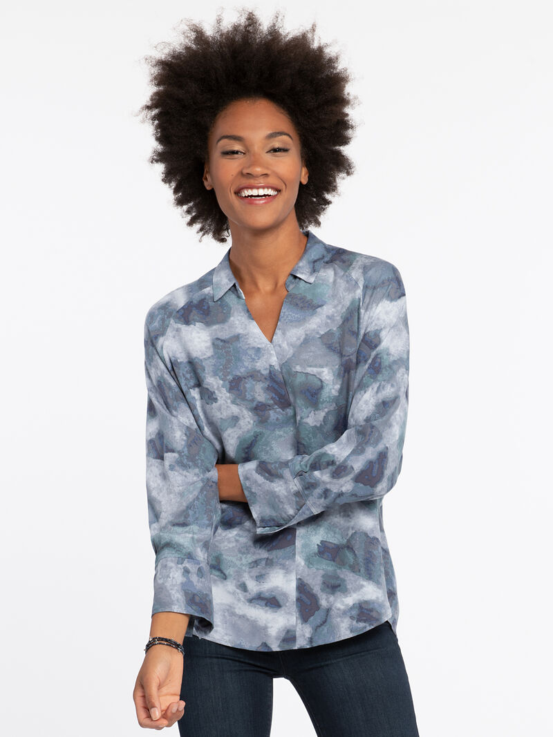 Easy Petals Blouse image number 0