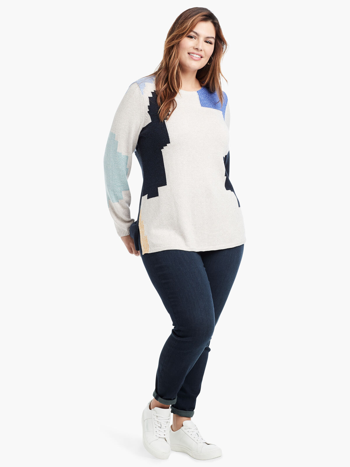 Easy Pieces Sweater