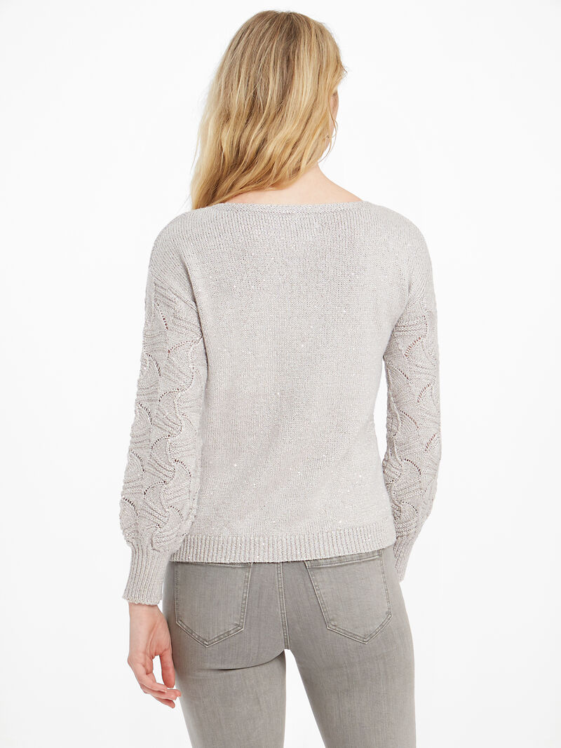 All That Glitters Sweater image number 3