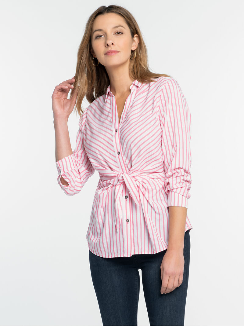 Sail Tie Blouse image number 0
