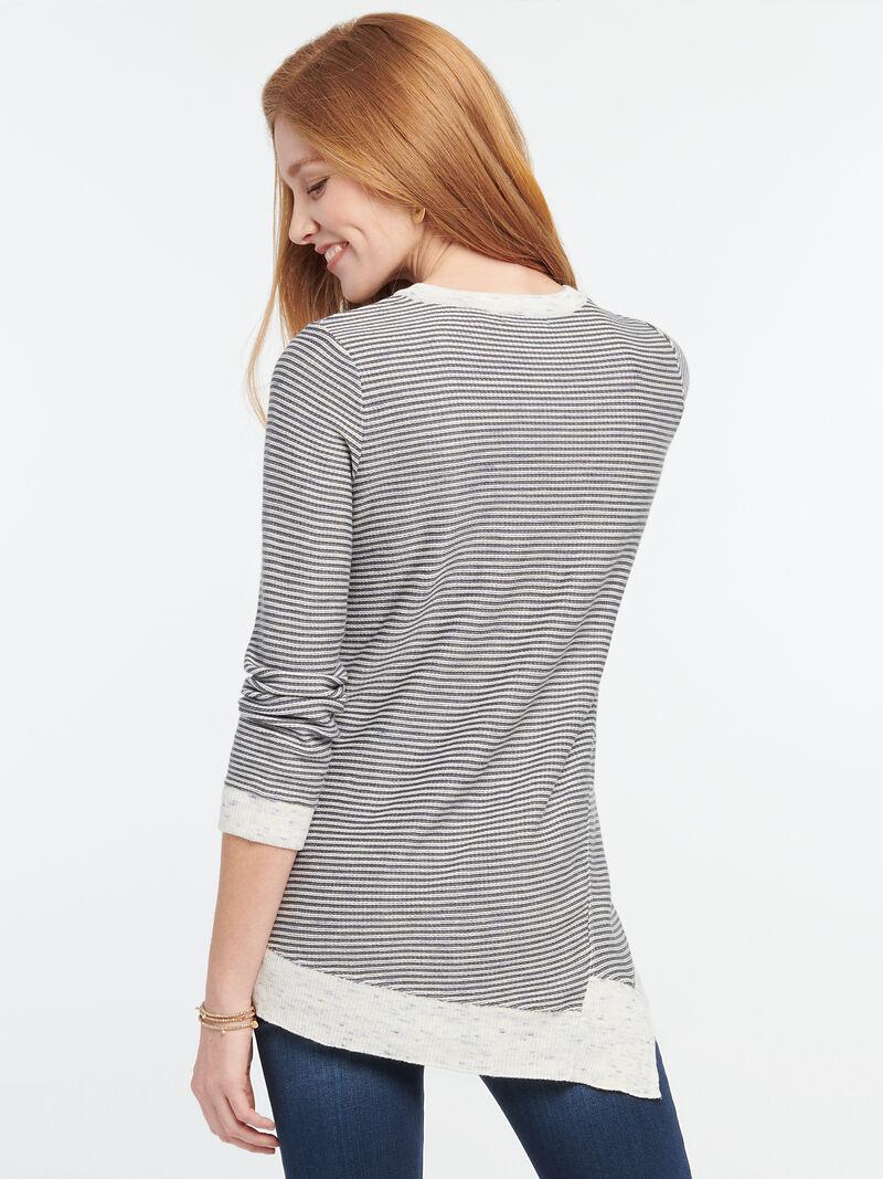 Striped Spring Fling Sweater image number 2