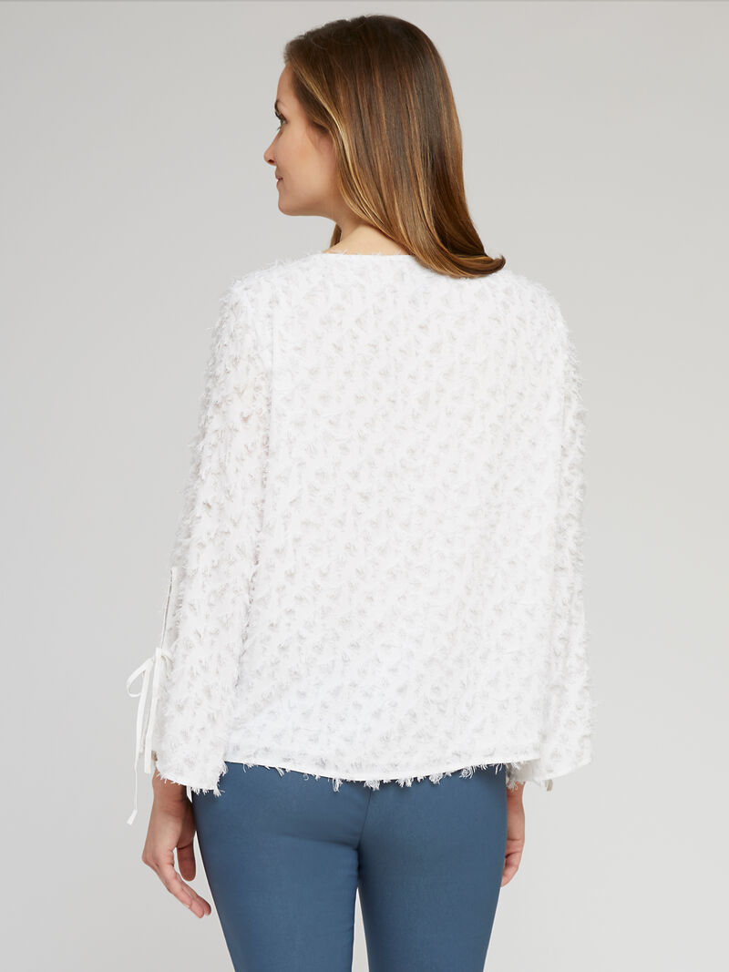 Clip It Up Blouse image number 2