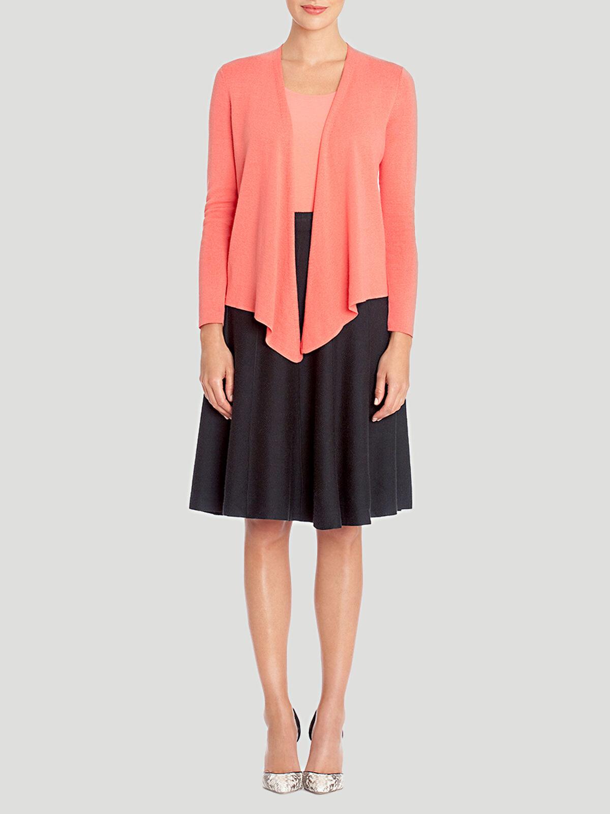 Paneled Twirl Skirt