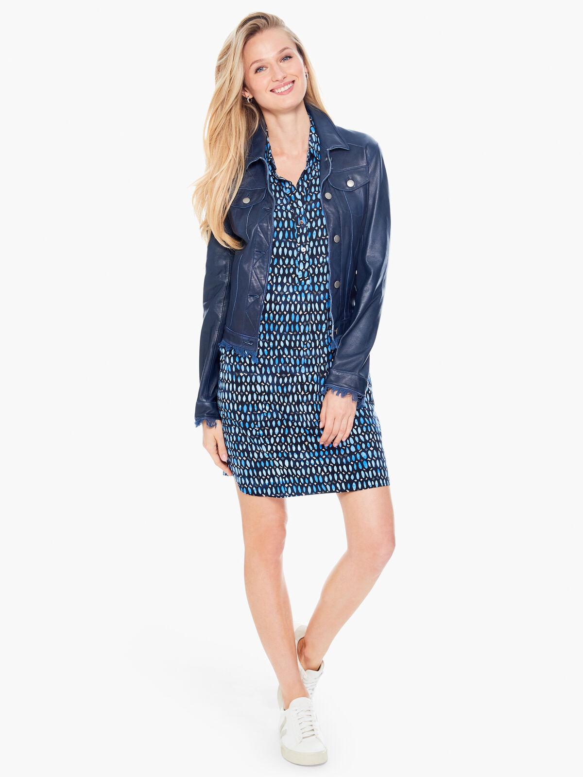 Alexa Leather Jacket